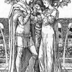 Сказки братьев Гримм. Белая змея