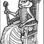 Сказки братьев Гримм. Царица пчёл (Пчелиная матка)