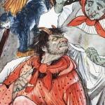 Сказки братьев Гримм. Чёрт с тремя золотыми волосками(Тролль с тремя золотыми волосками)