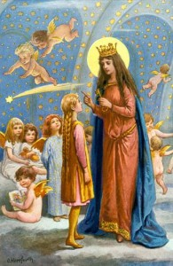Дитя Марии (Приемыш Богоматери)
