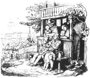 Фридер и Катерлизхен (Муженёк и жёнушка)