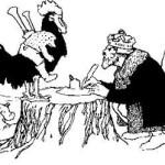 Сказки братьев Гримм. Ганс-ёжик (Ганс мой Ёж)