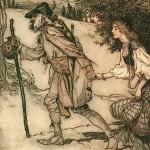 Сказки братьев Гримм. Король Дроздобород (Король Дроздовик)