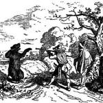 Сказки братьев Гримм. Медвежник (Медвежатник)