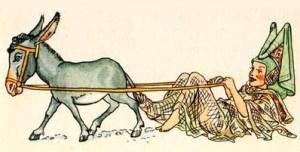 Мудрая дочь крестьянская