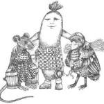 Сказки братьев Гримм. О мышке, птичке и жареной колбасе