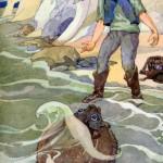 Сказки братьев Гримм. О рыбаке и его жене