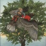 Сказки братьев Гримм. Певчий попрыгун-жаворонок (Певун и прыгун-жаворонок)