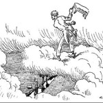 Сказки братьев Гримм. Портной на небе (Портной в раю)