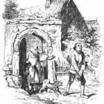 Сказки братьев Гримм. Ранец, шапочка и рожок (Котомка, шляпёнка и рожок)