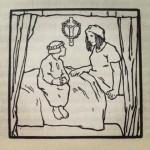 Сказки братьев Гримм. Саван (Маленький саван)