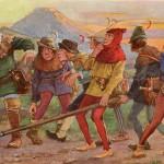 Сказки братьев Гримм. Семеро швабов (Семеро храбрецов)