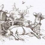 Сказки братьев Гримм. Собака и воробей (Пёс и воробей)