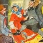 Сказки братьев Гримм. Старый Гильдебранд