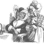 Сказки братьев Гримм. Свадьба госпожи лисицы (Свадьба лисички-сестрички)