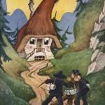 Сказки братьев Гримм. Три подмастерья