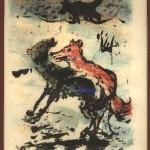 Сказки братьев Гримм. Волк и лисица