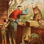 Сказки братьев Гримм. Волк и семеро маленьких козлят