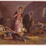 Сказки братьев Гримм. Жених-разбойник