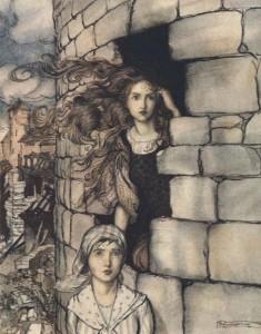 Девица Малеен