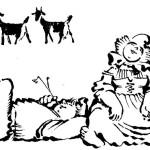Сказки братьев Гримм. Ленивый Хайнц (Ленивый Гейнц)