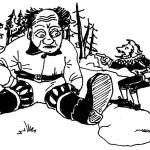 Сказки братьев Гримм. Великан и портной