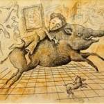 Сказки Ханса Кристиана Андерсена. Бронзовый кабан