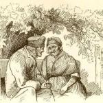 Сказки Ханса Кристиана Андерсена. Бузинная матушка