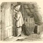 Сказки Ханса Кристиана Андерсена. Домовой мелочного торговца (Домовой у лавочника)