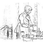 Сказки Ханса Кристиана Андерсена. Из окна богадельни