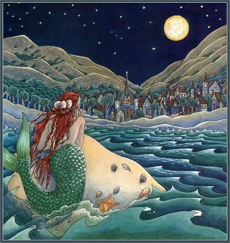 Сказка о русалке андерсона
