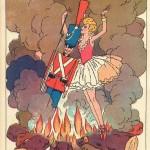 Сказки Ханса Кристиана Андерсена. Стойкий оловянный солдатик