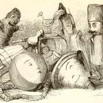 Сказки Ханса Кристиана Андерсена. Жених и невеста