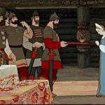 Сказки А.С. Пушкина. Сказка о мёртвой царевне и о семи богатырях