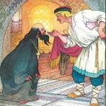 Сказки А.С. Пушкина. Сказка о попе и о работнике его Балде