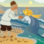 Сказки А.С. Пушкина. Сказка о рыбаке и рыбке