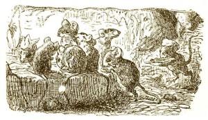 Сказки Ханса Кристиана Андерсена. Суп из колбасной палочки