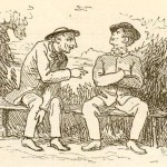 Сказки Ханса Кристиана Андерсена. Тряпьё