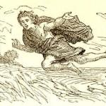 Сказки Ханса Кристиана Андерсена. Ветер рассказывает о Вальдемаре До и его дочерях
