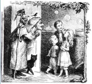 Сказки Ханса Кристиана Андерсена. Зелёные крошки