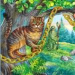Сказки А.С. Пушкина. У лукоморья дуб зеленый