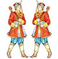Русские народные сказки. А. Н. Афанасьев. Два Ивана солдатских сына