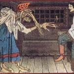Русские народные сказки. А. Н. Афанасьев. Ивашко и ведьма