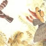 Русские народные сказки. А. Н. Афанасьев. Лиса и дятел