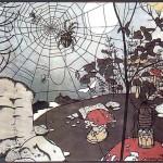Русские народные сказки. А. Н. Афанасьев. Мизгирь