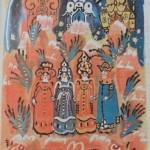 Русские народные сказки. А. Н. Афанасьев. Три царства — медное, серебряное и золотое