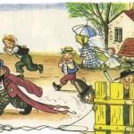 Сказки и стихи Чуковского. Английские народные песенки
