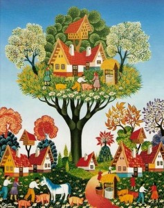 Сказки и стихи Чуковского. Чудо-дерево