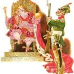 Стихи С.Я. Маршака. Сказка про короля и солдата