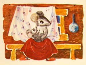 Стихи С.Я. Маршака. Сказка о глупом мышонке